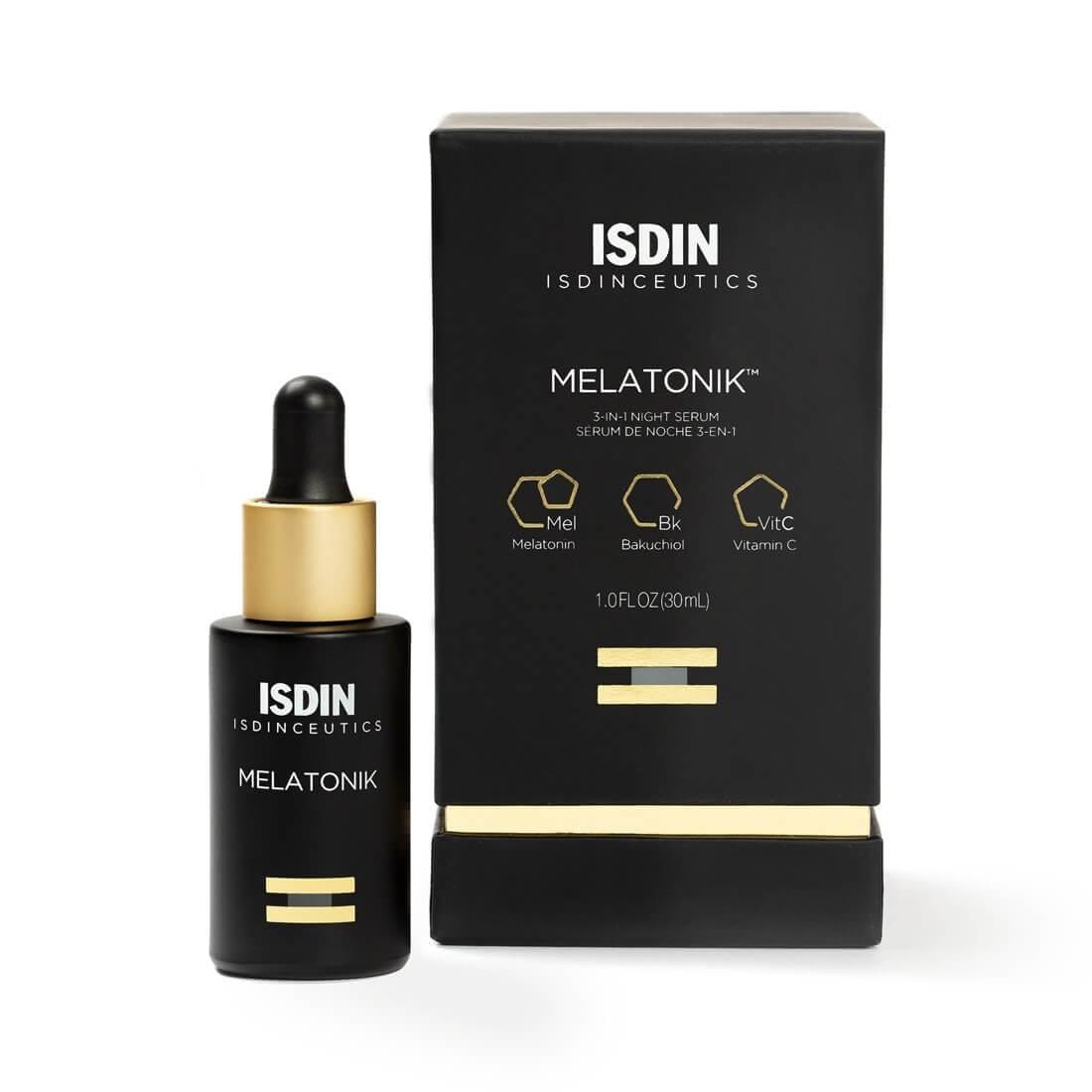 ISDINCEUTICS MELATONIK™ 3-IN-1 NIGHT SERUM